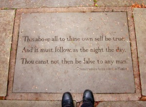 thine own self