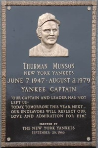 ThurmanMunsonPlaque